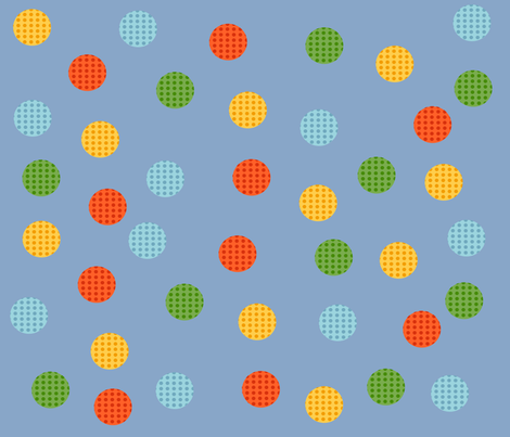 SCOOTER GIRL 02 fabric by deeniespoonflower on Spoonflower - custom fabric