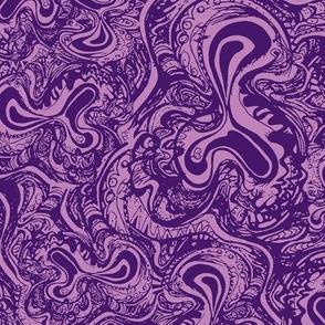 Dickiedoodle Big Purple