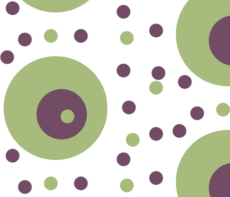 spots fabric by neetz on Spoonflower - custom fabric