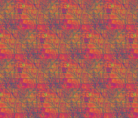 Salsa Wall fabric by relative_of_otis on Spoonflower - custom fabric