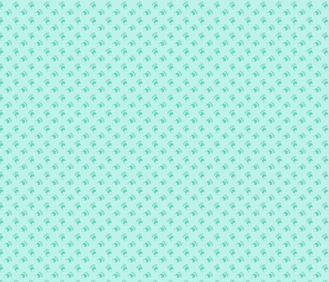 Cat_Trax_-_Jade fabric by glimmericks on Spoonflower - custom fabric