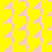Neon Yellow & Pink