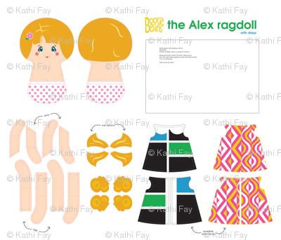 the Alex ragdoll