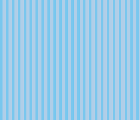 Blue Strips fabric by donnamarie on Spoonflower - custom fabric