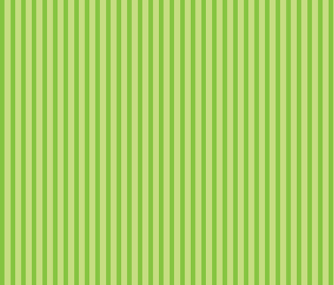 Green_Strips fabric by donnamarie on Spoonflower - custom fabric