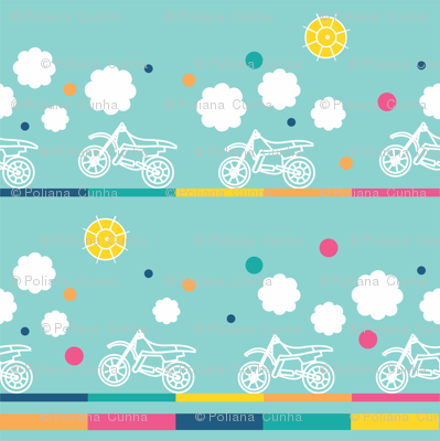 Cute Motorcycles
