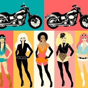 Biker Chick Fashions