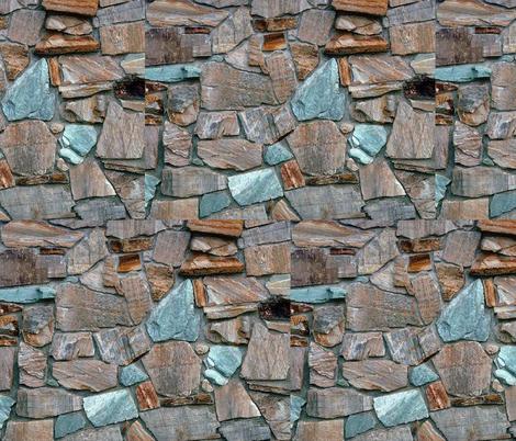 ROCKY ROAD fabric by bluevelvet on Spoonflower - custom fabric