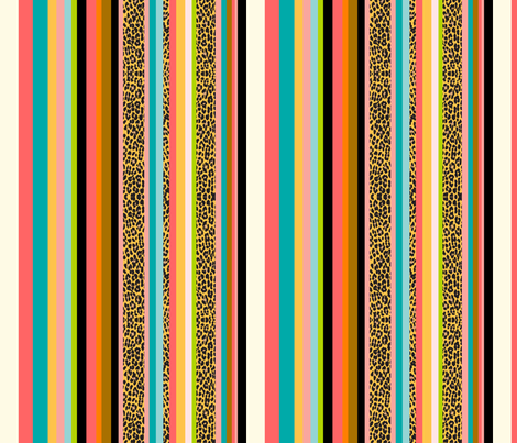 Motorcycle Stripes fabric by ★lucy★santana★ on Spoonflower - custom fabric
