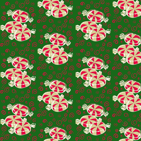 Mints For All fabric by that's_artrageous on Spoonflower - custom fabric