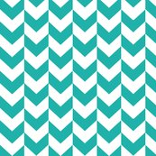 Rrcircus_elephant_chevron_white_and_teal_shop_thumb
