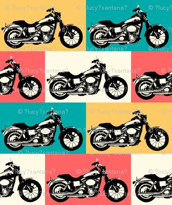 Motorcycle Grid
