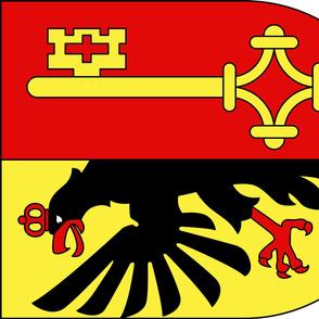 Canton Geneva Coat of Arms