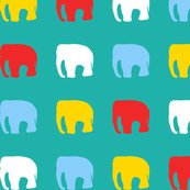 Rrrrelephants_multi_on_teal_shop_thumb