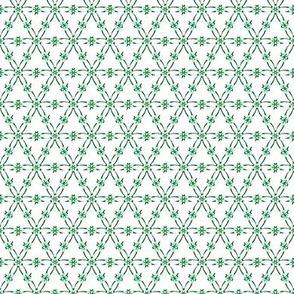 Star Net 1 - green