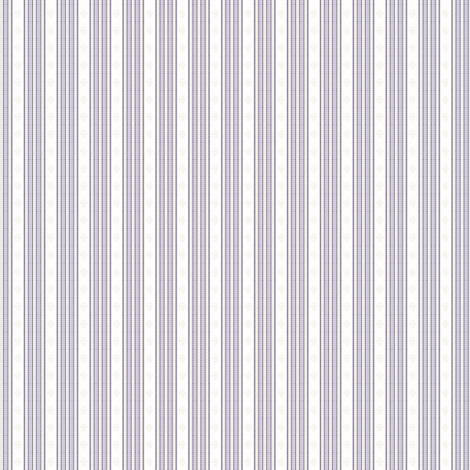 Doctor Who Series 6 striped shirt fabric by risu on Spoonflower - custom fabric
