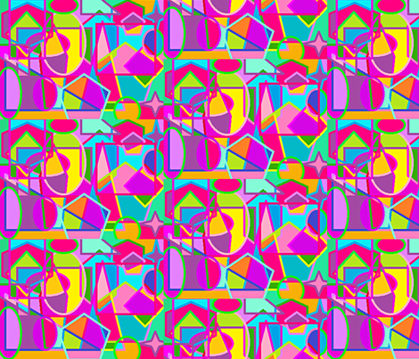 marzlene_geo_5_21-ed fabric by marzlene'z_eye_candy on Spoonflower - custom fabric