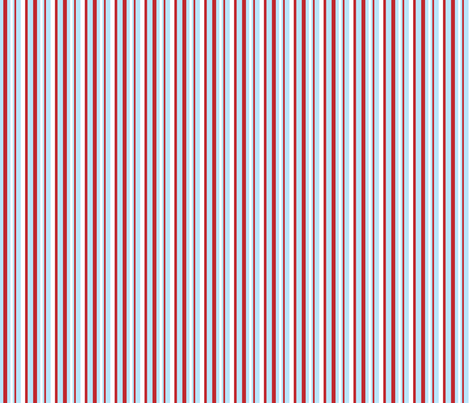 Mod Stripes fabric by ebygomm on Spoonflower - custom fabric