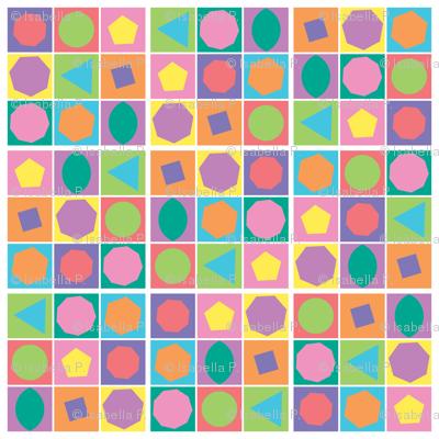 Geo Sudoku Rainbow