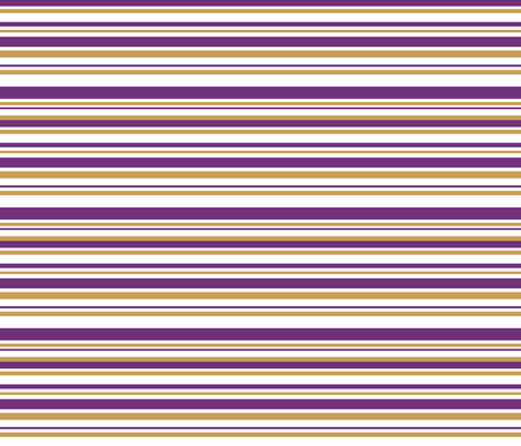 STRIPES (purple + beige) fabric by biancagreen on Spoonflower - custom fabric