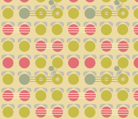 mod_motorcycle fabric by ottomanbrim on Spoonflower - custom fabric