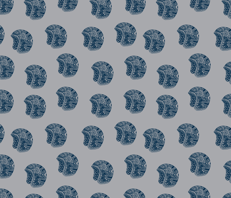 Helmet fabric by alexsan on Spoonflower - custom fabric