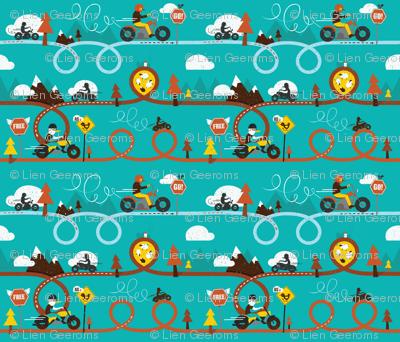 Biker_Birds