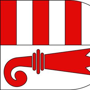 Canton Jura Coat of Arms