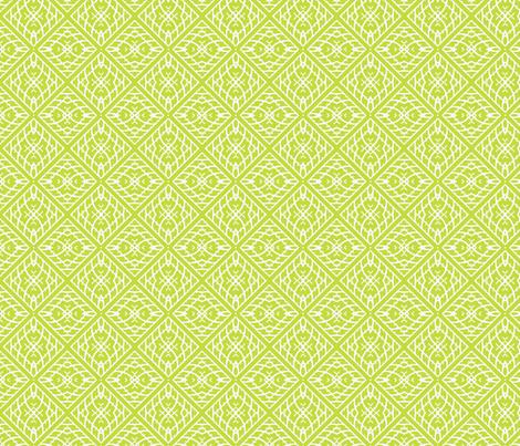 Motorcycle_tread_green_45_angle fabric by adrianne_nicole on Spoonflower - custom fabric