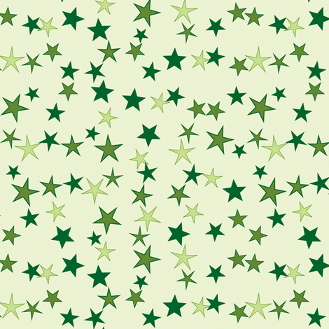 Simple Stars 8 fabric by animotaxis on Spoonflower - custom fabric