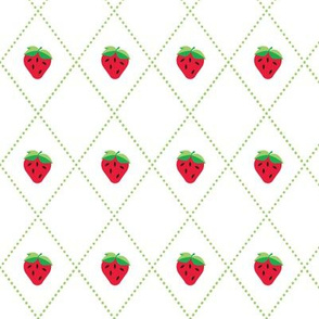 Strawberry Argyle