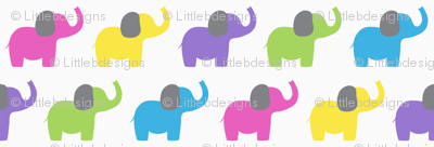 Ellie's Elephant Friends - Jewel