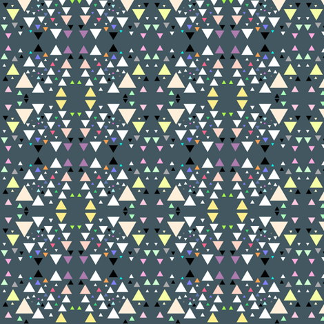 almost bowties fabric by trybala on Spoonflower - custom fabric