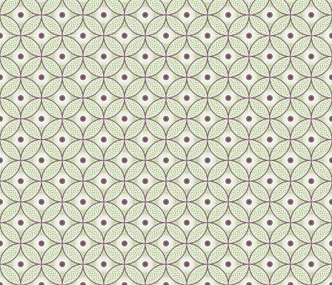 geometric fabric by deborartiste on Spoonflower - custom fabric