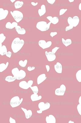 KATSURA in Cherry Pink