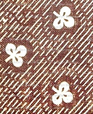Brown Clover - small