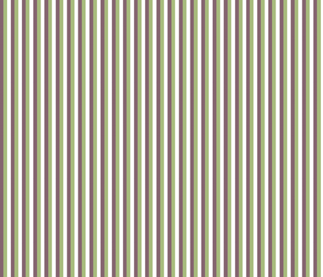 Garden Delight Companion fabric stripes fabric by whimzwhirled on Spoonflower - custom fabric
