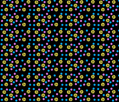 Hundreds & Thousands & More fabric by kimi-d on Spoonflower - custom fabric
