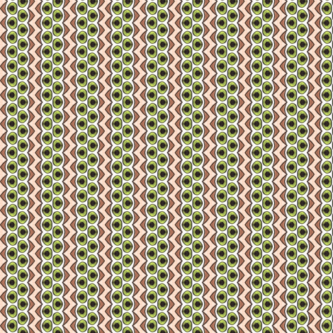 Natane's Stripe fabric by siya on Spoonflower - custom fabric