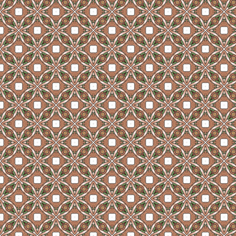 Natane's Cookies fabric by siya on Spoonflower - custom fabric