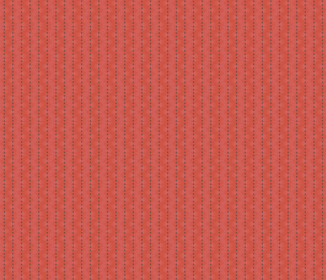 Red Sunset Stripe fabric by siya on Spoonflower - custom fabric