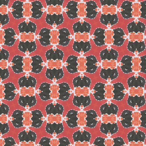 Ink Slugs fabric by siya on Spoonflower - custom fabric