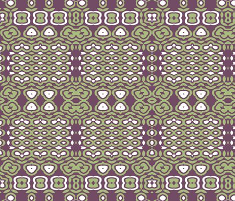 geom-weave fabric by wren_leyland on Spoonflower - custom fabric