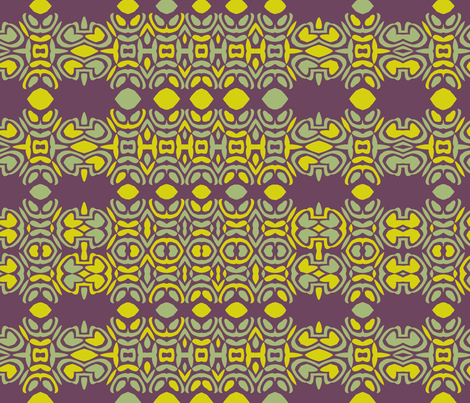Incan Abacus fabric by wren_leyland on Spoonflower - custom fabric