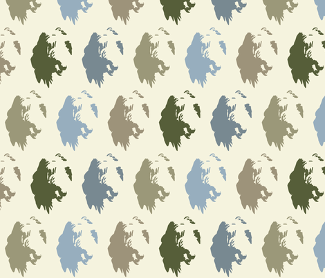 Darcys Legacy fabric by dogsndubs on Spoonflower - custom fabric