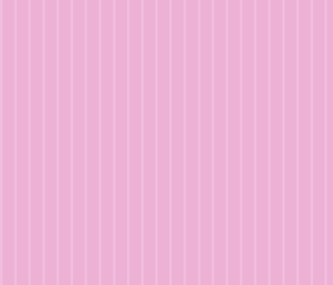 Daisy Joy pink stripes fabric by floating_lemons on Spoonflower - custom fabric
