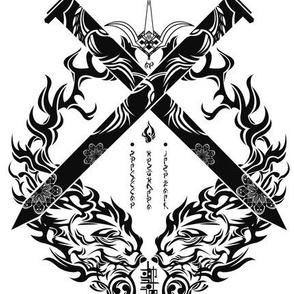 Bang Shishigami's Emblem
