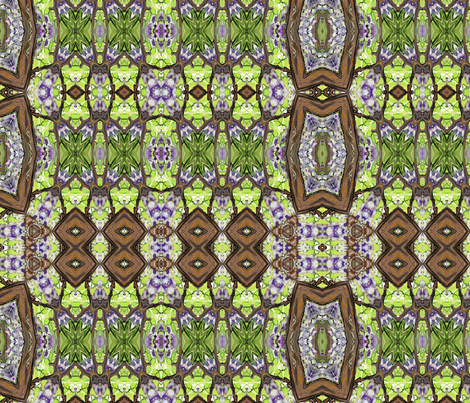 wisteria_tribe fabric by wren_leyland on Spoonflower - custom fabric
