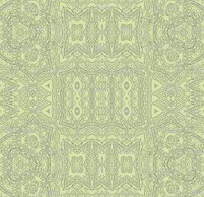 Celery Green Lace