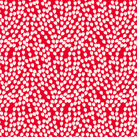 12_flow_red fabric by guapa on Spoonflower - custom fabric